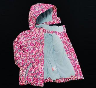 Зимові куртки для дівчат